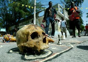 На Гаити линчевали более 40 жрецов вуду