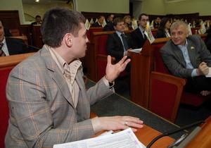 Киевсовет присвоил статус сквера земучастку по улице Старонаводницкой