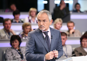 СМИ: Шустер live с нового года будет выходить на Первом национальном