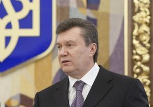 Янукович: В случае модернизации украинской ГТС Южный поток станет бесперспективным