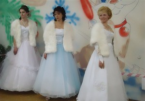 В Полтаве прошел конкурс Мисс дворник-2010