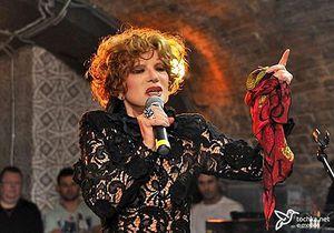 Гурченко спела на открытии гей-клуба в Киеве