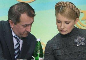 Адвокат: Данилишин не давал показаний против дочери Тимошенко