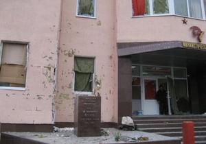 Симоненко о взрыве памятника Сталину: Террористы открыли