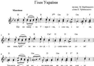 Львовский депутат: В новогоднюю ночь надругались над Гимном Украины