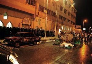 Около 500 египетских христиан вышли на демонстрацию