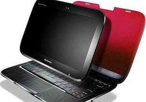 Китайская компания представила гибрид ноутбука и планшета