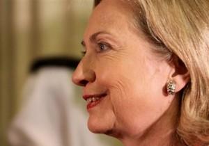 Клинтон начинает новое турне по Ближнему Востоку