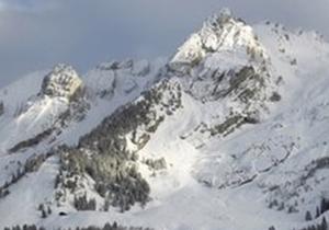 Во Франции отложили операцию по спасению украинских лыжников