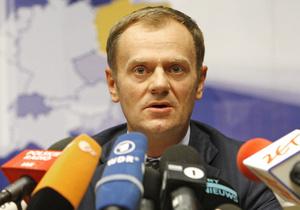 Премьер-министр Польши срочно прервал отпуск после обнародования результатов расследования катастрофы под Смоленском