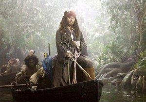 Сценарист Пиратов Карибского моря заключил контракт о съемках пятой части франшизы