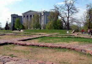 На месте Десятинной церкви построят храм УПЦ МП
