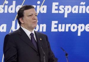 Германия винит Баррозу в обострении кризиса еврозоны