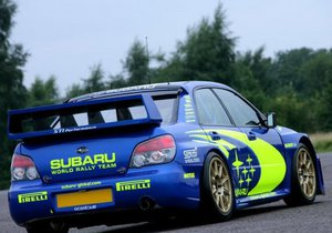 Subaru и Toyota покажут в Женеве новый спорт-кар