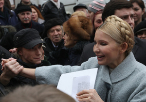 Тимошенко: Янукович не дождется, чтобы я бежала из своей собственной страны