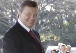 Янукович рассчитывает, что Украина станет одним из ведущих поставщиков продовольствия на мировом рынке