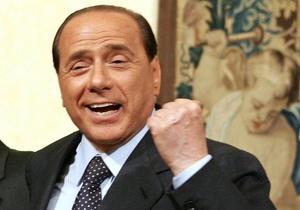 Итальянские СМИ составили список потенциальных невест Берлускони
