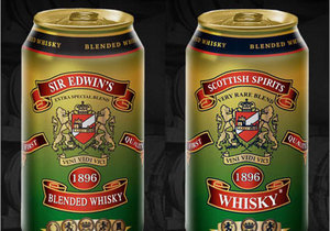 Шотландцев возмутил панамский виски в банках