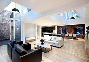 Дизайнеры превратили австралийскую конюшню в элитное жилье