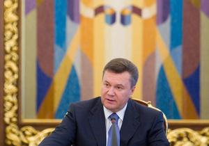 В День Соборности Янукович выступит на НТКУ