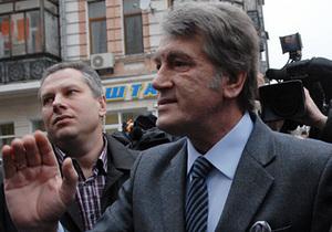 Ющенко требует провести международную экспертизу пробы его крови образца 2005 года