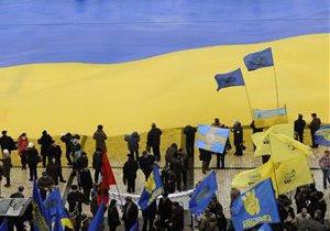 Партия регионов заявила, что не позволит устраивать в День Соборности