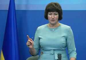 Акимова: Реформирование органов власти займет весь 2011 год