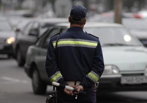 ГАИ опровергает информацию БЮТ о препятствовании выезду автобусов с людьми из регионов в Киев