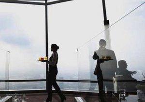 В Дубае открыли самый высокорасположенный ресторан в мире