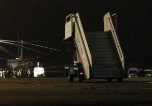 Незадолго до взрыва в Домодедово сел самолет из Одессы