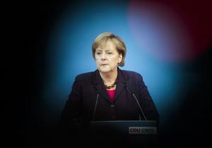 Меркель и генсек Совета Европы выразили соболезнования в связи с терактом в России