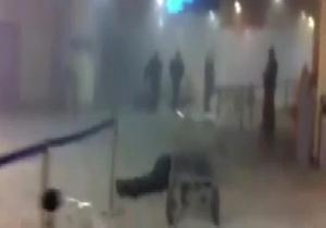 Очевидец: Смертник ворвался в зал аэропорта с криком