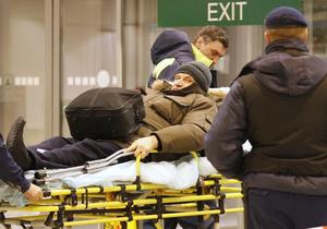 Минздрав РФ: В результате теракта в Домодедово госпитализированы 64 человека