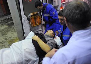 Число госпитализированных в результате теракта в Домодедово выросло до ста человек