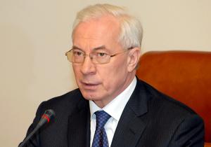Азаров: В 2011 году Украина увеличит добычу собственного газа