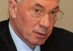 Азаров: Оправдания терроризму нет и быть не может