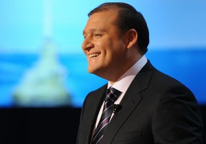 Янукович поздравил Добкина с днем рождения