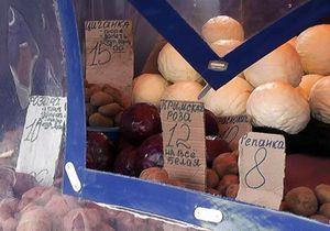 СМИ: В Донецке резко подорожал картофель