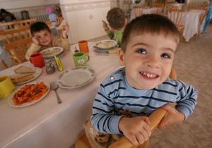 В трех районах Киева откроют детские сады