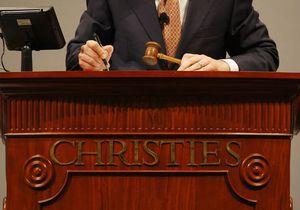Выручка Christie's в 2010 году достигла рекордного уровня