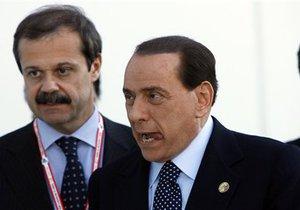 Спецкомиссия Палаты Депутатов Италии отказала в проведении следственных действий по делу Берлускони