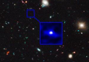 Телескоп хаббл сфотографировал самую