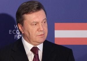 Янукович заявил, что реально смотрит на перспективы вступления в ЕС: Я никогда не жил мечтами