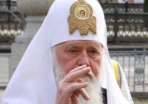 Филарет: Киевский патриархат хотят до лета уничтожить