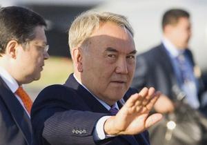 В Казахстане референдум о продлении полномочий Назарбаева признали незаконным