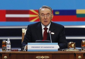 Назарбаев предложил провести досрочные выборы в Казахстане