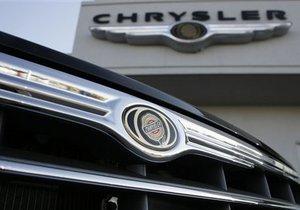 Чистый убыток Chrysler в четвертом квартале 2010 года составил $199 млн