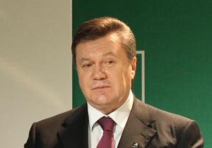 Географический конфуз: Янукович назвал Чехию Чехословакией