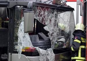 ДТП в Польше: задержан водитель украинского автобуса