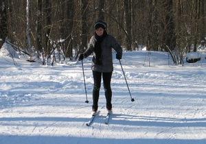 На лыжи, друзья: харьковские депутаты решили устроить лыжные гонки